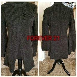 FOREVER 21 CARDIGAN NWT